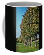 A Pair Of Cows Coffee Mug by Heather Applegate