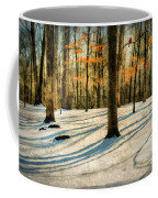 A Touch Of Autumn Coffee Mug by Darren Fisher