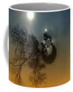 A Tree In The Sky Coffee Mug by Jeff Swan