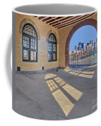 A View To Nyc Coffee Mug by Susan Candelario