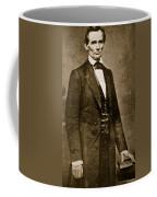 Abraham Lincoln Coffee Mug by Mathew Brady