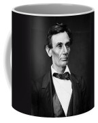 Abraham Lincoln Portrait Coffee Mug by Anonymous