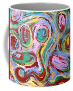 Abstract 43 Coffee Mug by Patrick J Murphy
