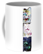 Abstract Fusion 213 Coffee Mug by Will Borden