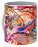 Abstract - Paper - Origami Coffee Mug by Mike Savad