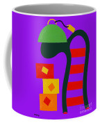 Abstraction 230 Coffee Mug by Patrick J Murphy