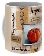 Abundance Coffee Mug by Linda Woods