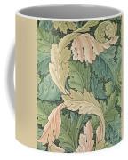 Acanthus Wallpaper Design Coffee Mug by William Morris