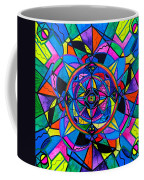 Activating Potential  Coffee Mug by Teal Eye  Print Store