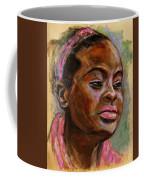 African American 3 Coffee Mug by Xueling Zou