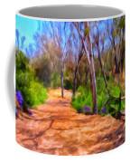 Afternoon Walk Coffee Mug by Michael Pickett