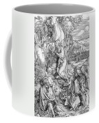 Agony In The Garden From The 'great Passion' Series Coffee Mug by Albrecht Duerer