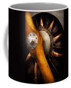 Air - Pilot - You Got Props Coffee Mug by Mike Savad