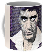 Al Pacino Again Coffee Mug by Tony Rubino