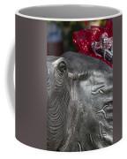 Alabama Crimson Tide Football Mascot Coffee Mug by Kathy Clark