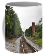 Alabama Tracks Coffee Mug by Verana Stark