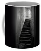 Alcatraz Hospital Stairs Coffee Mug by RicardMN Photography