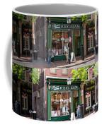 Alexandria Ice Cream Coffee Mug by Mike Savad