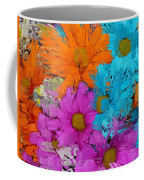 All The Flower Petals In This World 2 Coffee Mug by Kume Bryant