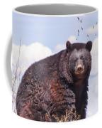 American Black Bear Coffee Mug by Janice Rae Pariza