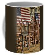 Americana Coffee Mug by Heather Applegate