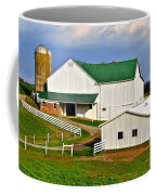 Amish Living Coffee Mug by Frozen in Time Fine Art Photography