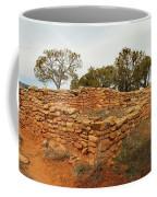 Anasazi Ruins Southern Utah Coffee Mug by Jeff Swan