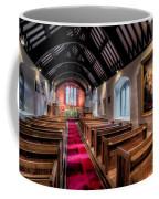 Ancient Welsh Church Coffee Mug by Adrian Evans