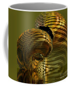 Arisen From The Depths Coffee Mug by Deborah Benoit