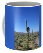 Arizona Is Number One Coffee Mug by Kathy McClure