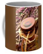 Aromatherapy Bottle Coffee Mug by Olivier Le Queinec