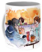 At Nashville Ihop Coffee Mug by Miki De Goodaboom