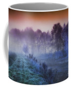 Aurora Coffee Mug by Mo T