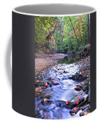 Autumn Begins Coffee Mug by Frozen in Time Fine Art Photography