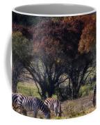 Autumn Grazing Coffee Mug by Joan Carroll