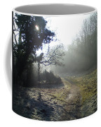 Autumn Morning 2 Coffee Mug by David Stribbling