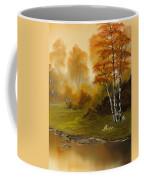 Autumn Splendor Coffee Mug by C Steele