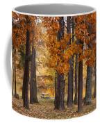 Autumn View Coffee Mug by Sandy Keeton