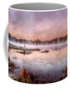 Autumns Light Coffee Mug by Darren Fisher
