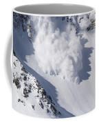 Avalanche IIi Coffee Mug by Bill Gallagher