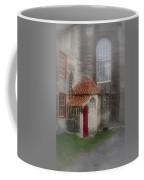 Back Door To The Castle Coffee Mug by Susan Candelario