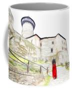 Back To Home Coffee Mug by Michal Boubin