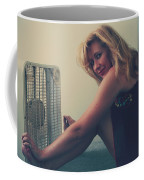 Back When There Were Heatwaves Coffee Mug by Laurie Search