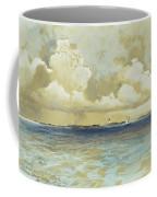 Bahama Island Light Coffee Mug by Thomas Moran