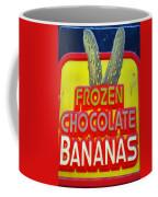 Bananas Coffee Mug by Skip Willits