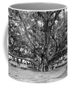 Banyan Tree Coffee Mug by Scott Pellegrin