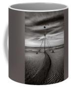 Barkby Beach 2 Coffee Mug by Dave Bowman