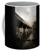Bay View Bridge Coffee Mug by Scott Pellegrin