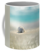 Beach House Coffee Mug by Laura Fasulo
