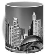 Bean Skyline Coffee Mug by Mike Burgquist